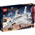 LEGO 76130 Stark Jet and Drone Attack resim