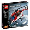 LEGO 42092 Technic Rescue Helicopter resim