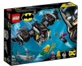 LEGO 76116 Super Heroes Batsub And The Underwater Clash resim