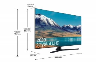 Samsung 50TU8500 Ultra HD (4K) TV Photos