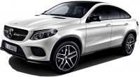 2016 Mercedes GLE Coupe 350d 3.0 258 BG 4MATIC 9G-Tronic Style (4x4) resim