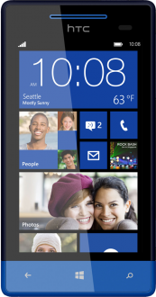 HTC Rio Windows Phone 8S Resimleri