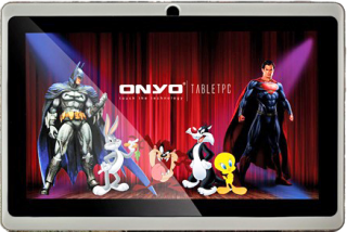 Onyo Maxx Power Superman Cartoon Tablet Resimleri