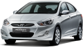 2016 Hyundai Accent Blue 1.4 D-CVVT 100 PS Mode