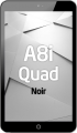 Reeder A8i Quad Noir 1 GB Tablet