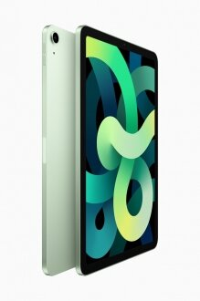 Apple iPad Air 4 64GB Wi-Fi + Cellular Yeşil (MYH12TU/A) Tablet Resimleri