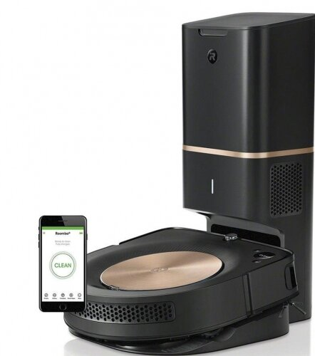 iRobot Roomba s9+ photo