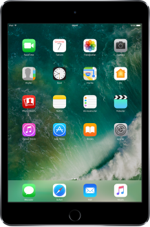 Apple iPad Mini 4 Wi-Fi + Cellular 32 GB / 4G (MNWF2TU/A, MNWG2TU/A, MNWE2TU/A) Tablet