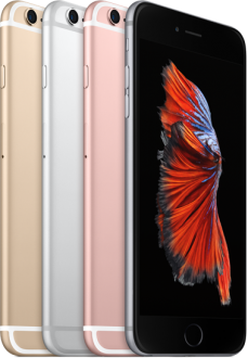 Apple iPhone 6s Plus Resimleri