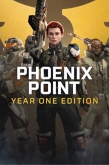 Phoenix Point Year One Edition Xbox Resimleri