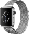 Apple Watch Series 2 (38 mm) Paslanmaz Çelik Kasa ve Milano Loop resim