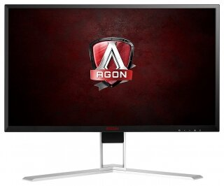 AOC Agon AG241QX Monitor Photos