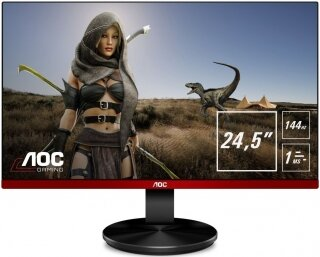 AOC G2590PX Monitor Photos