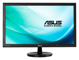 Asus VS247H-P Monitor Photos