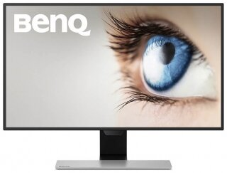 BenQ EW2770QZ Monitor Photos