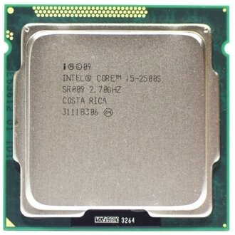 Intel Core i5-2500S CPU Photos