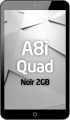 Reeder A8i Quad Noir 2 GB Tablet