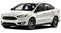 2017 Ford Focus 4K 1.6i 125 PS Trend X resim