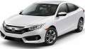2017 Honda Civic Sedan 1.6 125 PS CVT Elegance