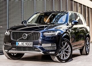 2017 Volvo XC90 T8 Plug-in Hibrit 2.0 407 HP Geartronic Inscription (4x4) Resimleri