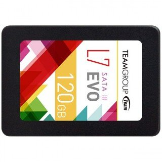 Team L7 EVO 120 GB (T253L7120GTC101) SSD