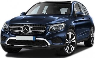2017 Mercedes GLC 250d 2.2 204 BG 4MATIC 9G-Tronic Exclusive (4x4) Araba