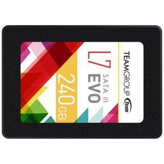Team L7 EVO 240 GB (T253L7240GTC101) SSD