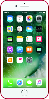 Apple iPhone 7 Plus (PRODUCT)RED Special Edition 128 GB (MPQW2TU/A) Cep Telefonu
