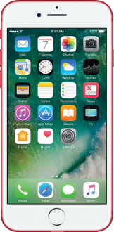 Apple iPhone 7 (PRODUCT)RED Special Edition 256 GB (MPRM2TU/A) Cep Telefonu