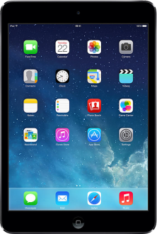 Apple iPad Mini Retina Wi‑Fi + Cellular 128 GB / 4G (ME840TU/A, ME836TU/A) Tablet