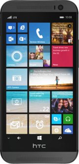 HTC One (M8) Windows Resimleri