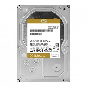 WD Gold 4 TB HDD
