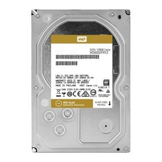 WD Gold 6 TB HDD