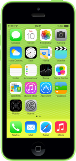 Apple iPhone 5c 16 GB Cep Telefonu
