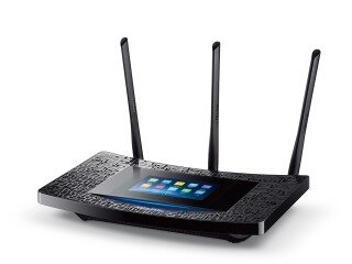 TP-Link Touch P5 Router Resimleri