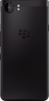 BlackBerry KEYone (Black Edition) Resimleri