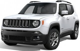 2017 Jeep Renegade 1.6 Multijet 120 HP DDCT Longitude Premium (4x2) Araba