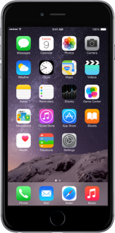 Apple iPhone 6 Plus 16 GB (MGA92TU/A, MGA82TU/A) Cep Telefonu